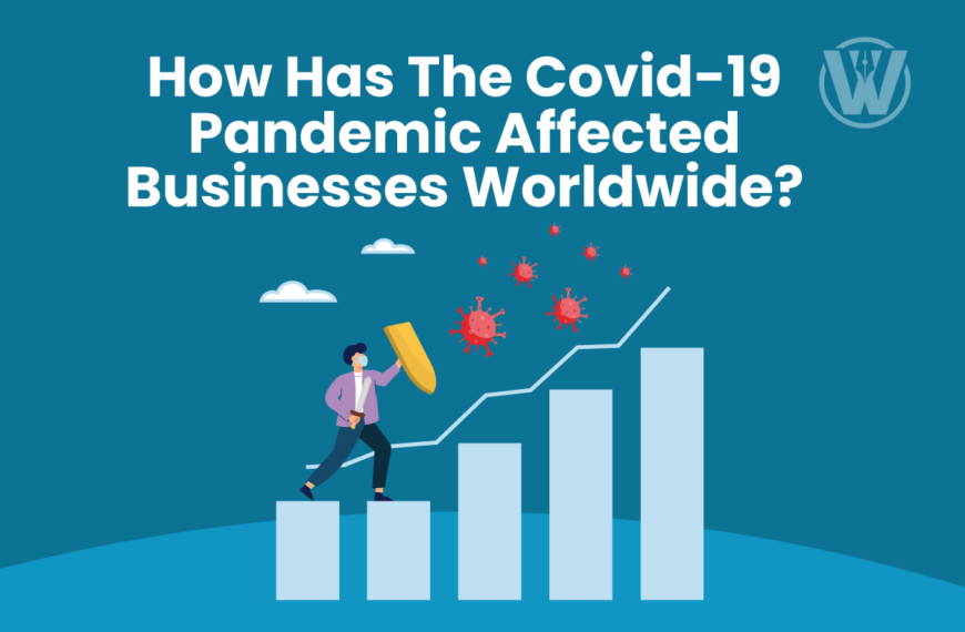 How Has The Covid-19 Pandemic Affected Businesses Worldwide?