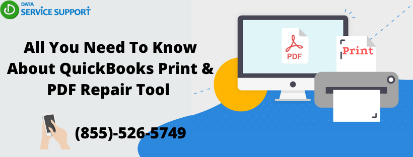 All You Need To Know About QuickBooks Print & PDF Repair Tool